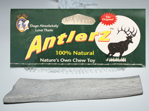 Antlerz Dog Treat - Choose a Size
