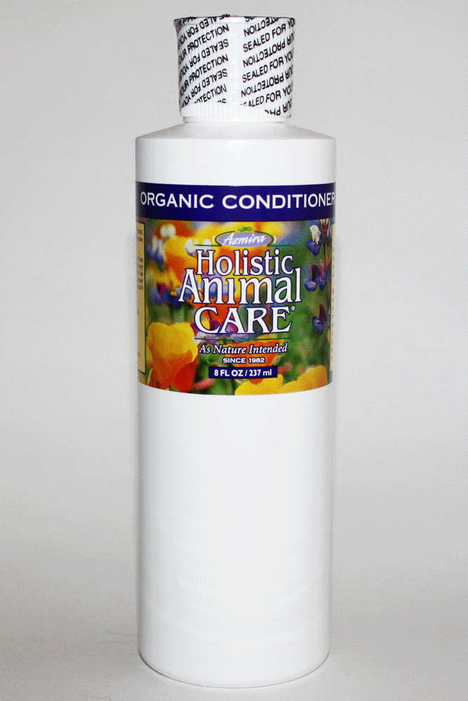 Azmira Organic Pet Conditioner - 8 fl oz