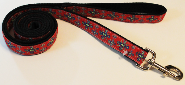 Good Dog Hemp/Canvas Dog Leash 1