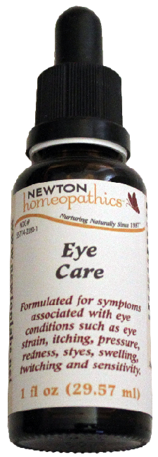 Newton Homeopathics Eye Care for People - 1 fl oz