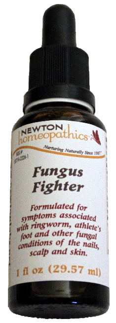 Newton Homeopathics Fungus Fighter for People - 1 fl oz