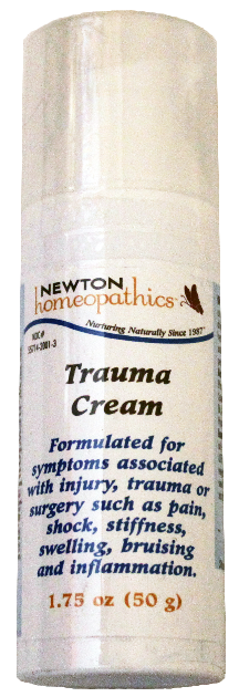 Newton Homeopathics Trauma Cream 50g 1.75oz