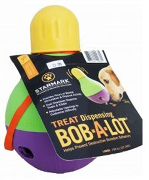Starmark Bob A Lot - Choose a Size
