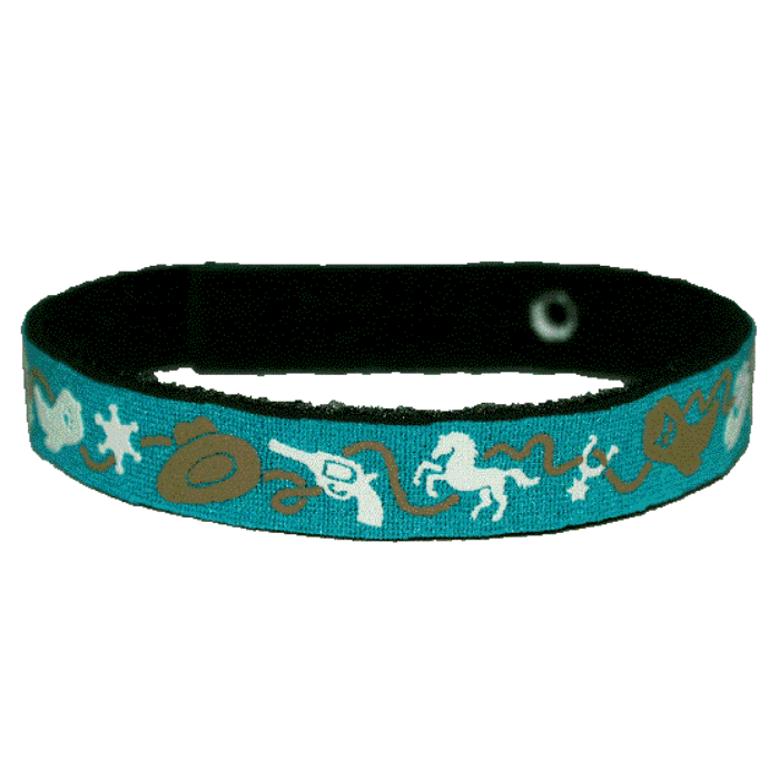 Beastie Band Cat Collar - Cowboy Gear - Choose a Color