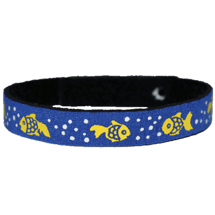 Beastie Band Cat Collar - Goldfish - Choose a Color