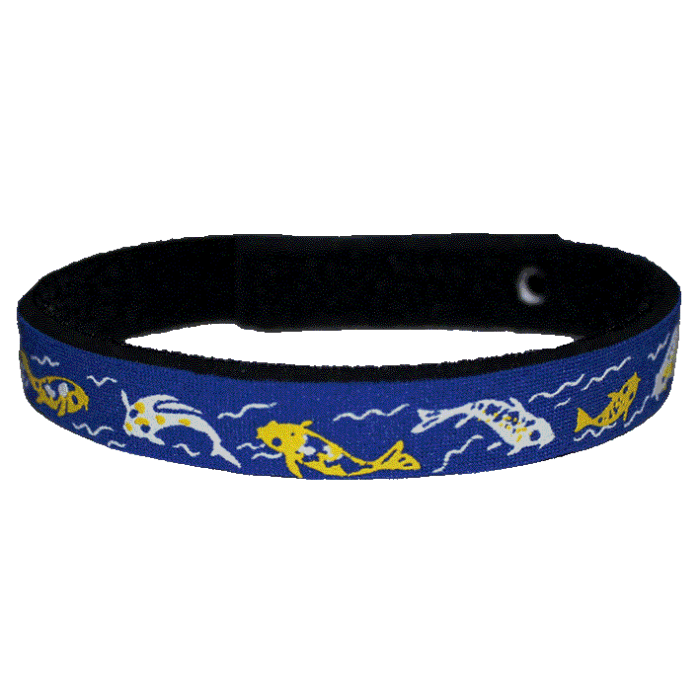 Beastie Band Cat Collar - Koi - Choose a Color