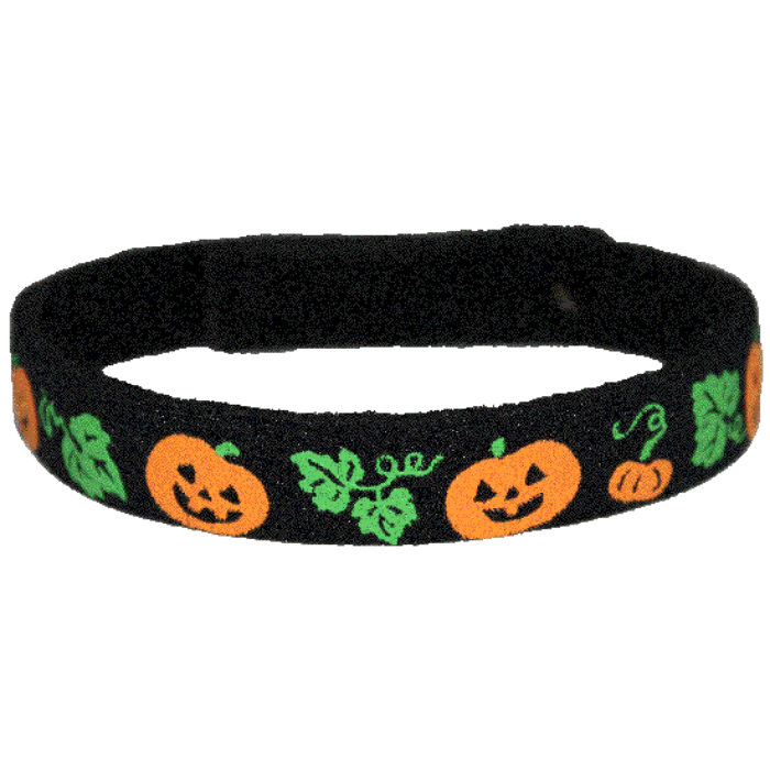 Beastie Band Cat Collar - Pumpkins