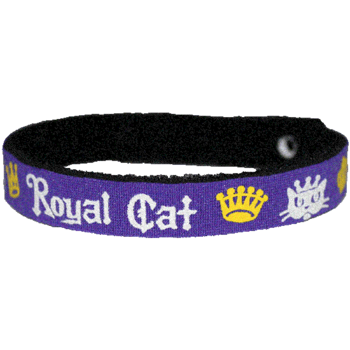 Beastie Band Cat Collar - Royal Cat - Choose a Color
