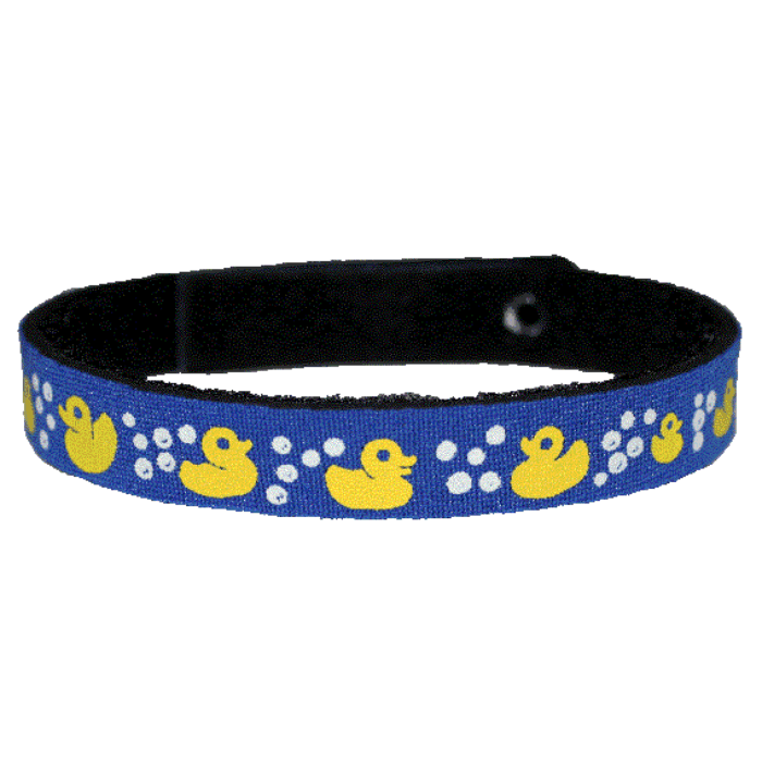 Beastie Band Cat Collar - Rubber Duckies - Choose a Color