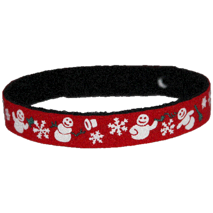Beastie Band Cat Collar - Snowmen