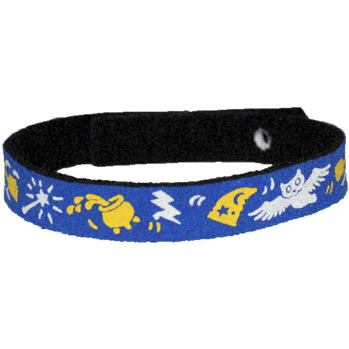 Beastie Band Cat Collar - Sorcerer Stuff - Choose a Color