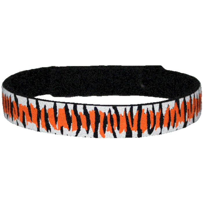 Beastie Band Cat Collar - Tiger Stripes