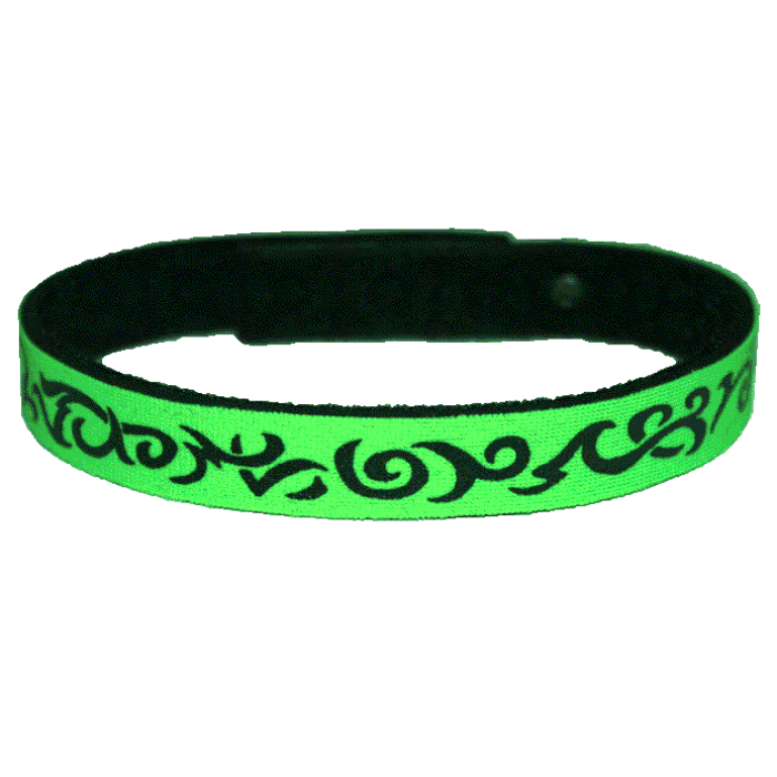 Beastie Band Cat Collar - Tribal Tattoo - Choose a Color