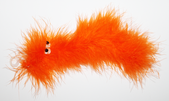 West Paw Design Kitty Lure Cat Toy Orange