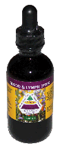 Azmira Blood and Lymph DTox - 2 oz