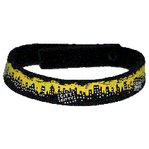 Beastie Band Cat Collar - City Kitty - Choose a Color
