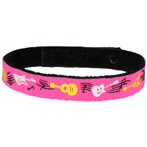 Beastie Band Cat Collar - Rock and Roll Guitars - Choose a Color