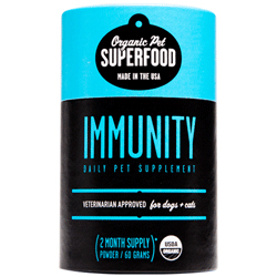 Organic Pet Superfood Immunity