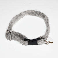 Purrfectplay Organic Icelandic Wool Cat Collar - Kitten - Pick a Color