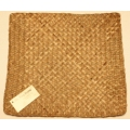 Busy Bunny Natural Seagrass Mat - small