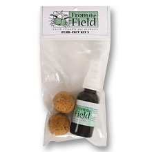 From the Field Billy Bob The Cork Ball Gift Kit