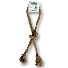 From the Field Tug-A-Hemp Loop Dog Toy - Large