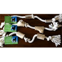 Lynchburger Antler Rope Toy