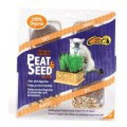 Smartcat Kitty's Garden Peat & Seed refill pack