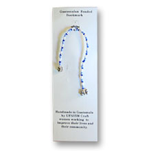 Guatemalan Bead Bookmark