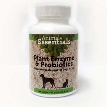Animal Essentials Plant Enzymes and Probiotics - Choose a Size