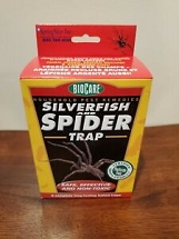 Springstar Silverfish and Spider Trap
