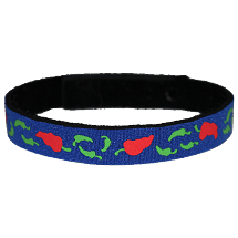 Beastie Band Cat Collar - Hot Chili Peppers - Choose a Color
