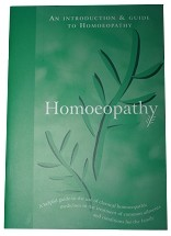 Homeopathy Wigmore Publications