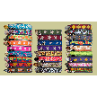 Earthdog Decorative Hemp Dog Collar - Small - Choose a Design