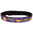 Beastie Band Cat Collar - Prehistoric Dinosaurs - Choose a Color