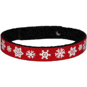 Beastie Band Cat Collar - Snowflakes