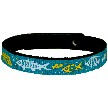 Beastie Band Cat Collar - Tropical Fish - Choose a Color