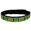 Beastie Band Cat Collar - Celtic Knots - Choose a Color