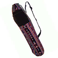 Guatemalan Yoga Bag